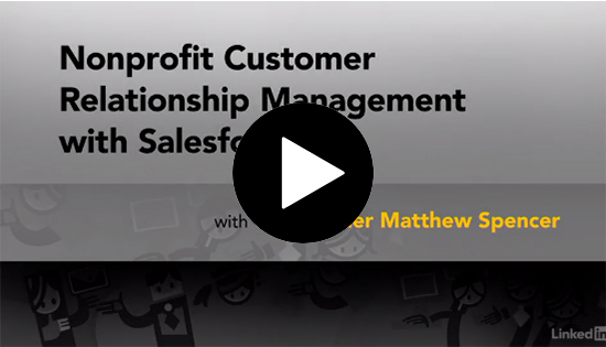 Nonprofit Customer Relationship Management with Salesforce